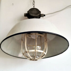 Industrial Factory Cow Shed Hungarian Large Pendant Lamp