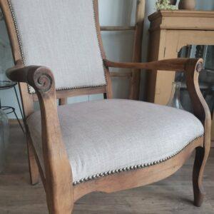 Delightful Austrian throne occasional chair